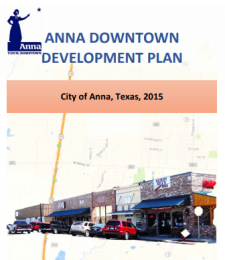 Downtown Anna Plan